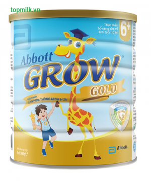 Grow 6+ / 900g ( 6 Tuổi)