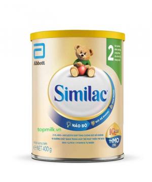 Similac IQ Plus HMO 2 / 400g ( 6 - 12 Tháng)
