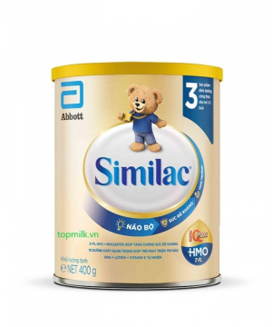 Similac IQ Plus HMO 3 / 400g (1-2 Tuổi)