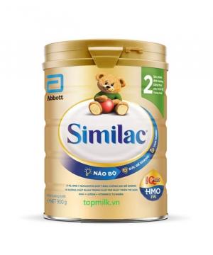Similac IQ Plus HMO 2 / 900g ( 6 - 12 Tháng)