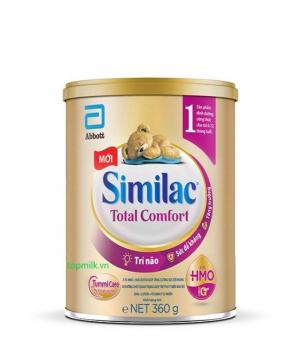 Similac Total Comfort 1 HMO / 360g ( 1 - 2 Tuổi)