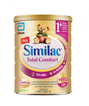 Similac Total Comfort 1+ HMO/  820g ( 1 - 2 Tuổi)