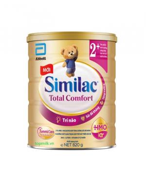 Similac Total Comfort 2+ HMO / 820g ( > 2 Tuổi)