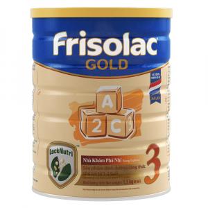 Frisolac Gold 3 / 1.5kg  (1 - 2 Tuổi)