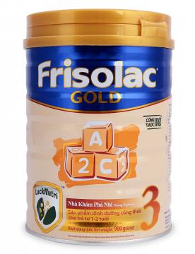 Friso Gold 3 / 900g ( 1 - 2 Tuổi )