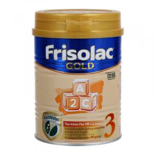 Frisolac Gold 3 / 400g ( 1 - 2 Tuổi)