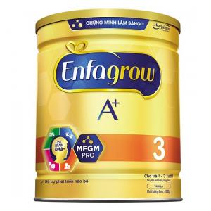 Enfagrow A + 3  / 400g ( 1 - 3 Tuổi)