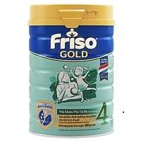 Friso Gold 4 / 400g ( 2 -  4 Tuổi)