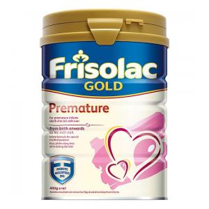 Frisolac Premature / 400g ( 0 - 6 Tháng)
