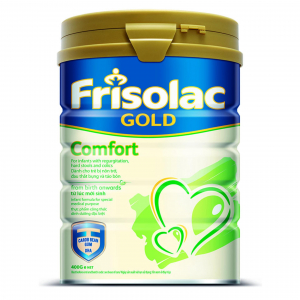 Frisolac Gold Comfort / 400g (0 -12 Tháng)
