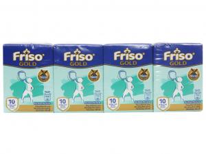 Sữa Bột Pha Sẵn Friso Gold Vani / 110ml ( > 4 Tuổi)