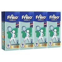 Sữa Bột Pha Sẵn Friso Gold Vani /  180ml ( > 4 Tuổi)