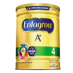 Enfagrow A + 4 / 1.8kg ( 2 - 6 Tuổi)