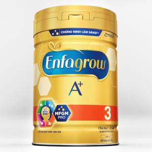 Sữa Enfagrow A+ 3 / 870g ( 1 - 3 Tuổi)