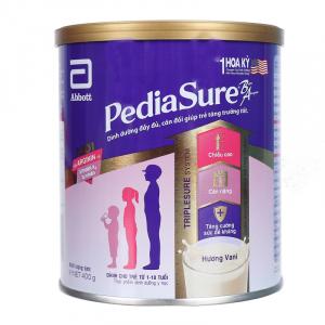 Sữa PediaSure Hương Vani / 400g ( 1 - 10 Tuổi)
