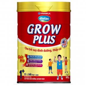 Dielac Grow Plus 1+ /900g ( 1-2 Tuổi )
