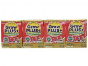 Sữa Bột Pha Sẵn Nuti Grow Plus + Đỏ / 110ml ( > 1 Tuổi)