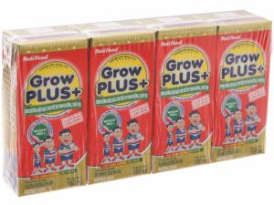 Sữa Bột Pha Sẵn Nuti Grow Plus + Đỏ / 180ml ( > 1 Tuổi)