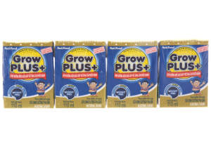 Sữa Bột Pha Sẵn Nuti Grow Plus + Xanh / 110ml ( >1 Tuổi )