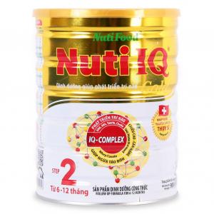 Nuti IQ Gold 2 / 900g ( 6 -12 Tháng)
