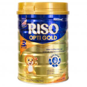 Sữa RISO OPTI GOLD 3 / 900g (1 -2 Tuổi)