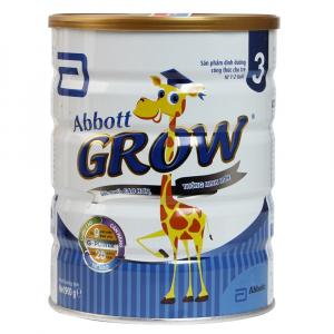 Abbott Grow 3 / 900g ( 1 - 2 Tuổi)
