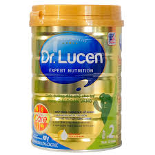 Dr. LUCEN TOTAL CARE 2 / 900g ( 6 - 12 Tháng)