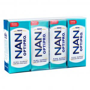 Nestlé NAN OPTIPRO 4 /185ml ( > 2 Tuổi)