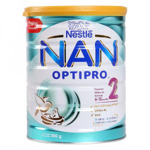 SỮA NAN OPTIPRO 2 / 800g ( 6 -12 Tháng)