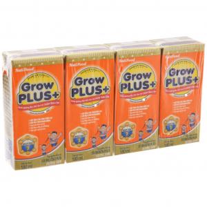 Sữa Bột Pha Sẵn Nuti Grow Plus Cam / 180ml >1 Tuổi