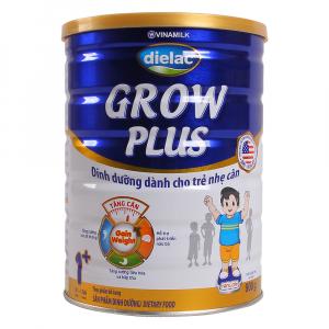 Dielac Grow Plus 1+ Xanh / 900g (1-2 Tuổi)