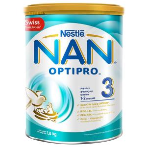 SỮA NAN OPTIPRO 3 / 1.8kg ( Trên 1 tuổi)