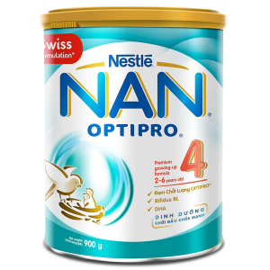 SỮA NAN OPTIPRO 4 / 900g ( Từ 2-6 tuổi)