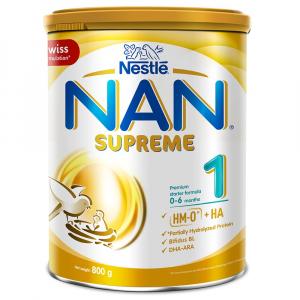 SỮA NAN SUPREME 1 / 800g ( 0-6 Tháng)