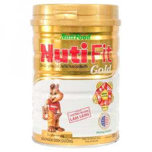 Sữa Bột Nutifood Nuti Fit / 900g ( Từ 2 tuổi )