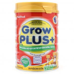 Sữa Bột Nutifood Grow Plus+ 780g ( 0-12 Tháng)