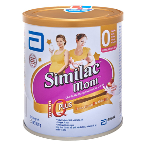 Sữa Bột Similac Mom Hương Dâu IQ / 400g