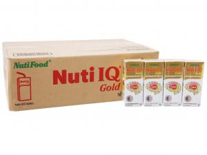 Sữa Bột Pha Sẵn Nuti IQ Gold / 110ml ( > 1 Tuổi )
