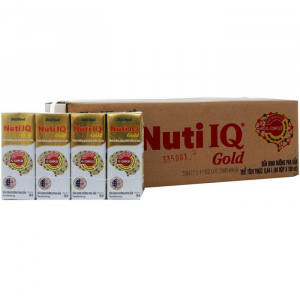 Sữa Bột Pha Sẵn Nuti IQ Gold / 180ml ( > 1 Tuổi )