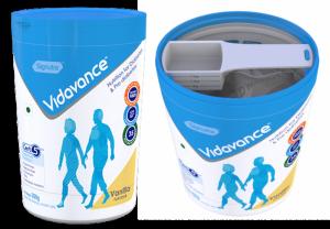 Sữa VIDAVANCE 400g dinh dưỡng dành riêng cho người đái tháo đường và tiền đái tháo đường