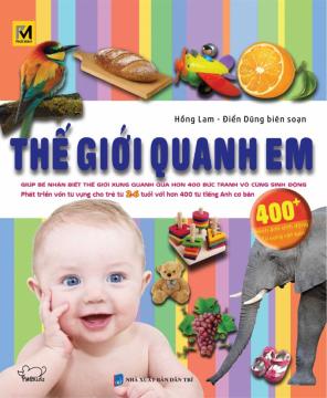 Sách thế giới quanh bé Abbott