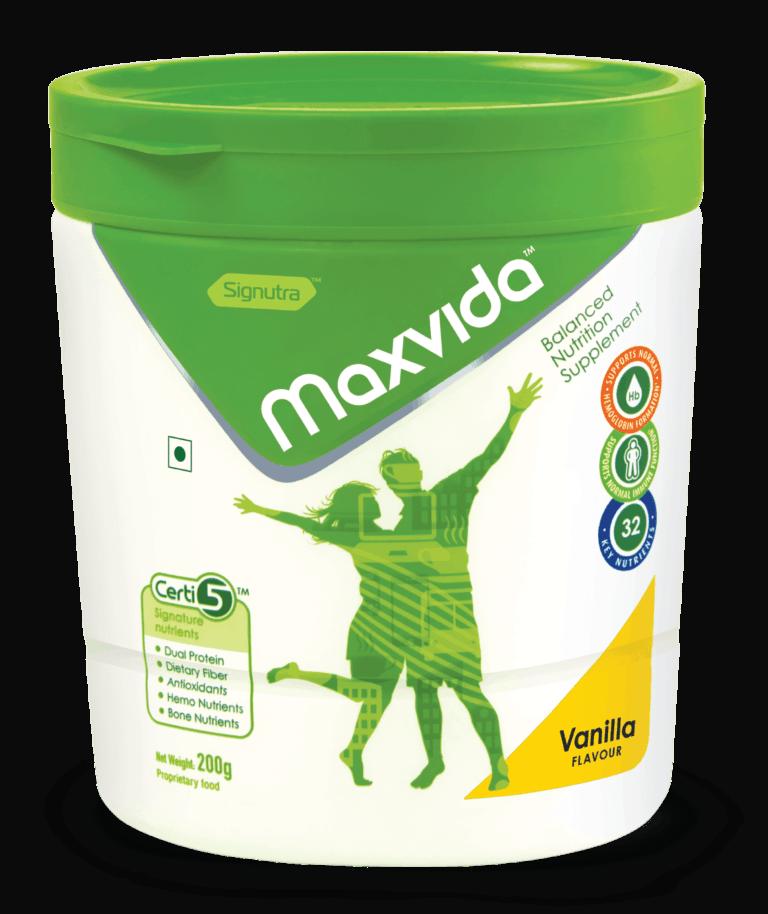 Maxvida - Vidavance - Signutra Nutrition