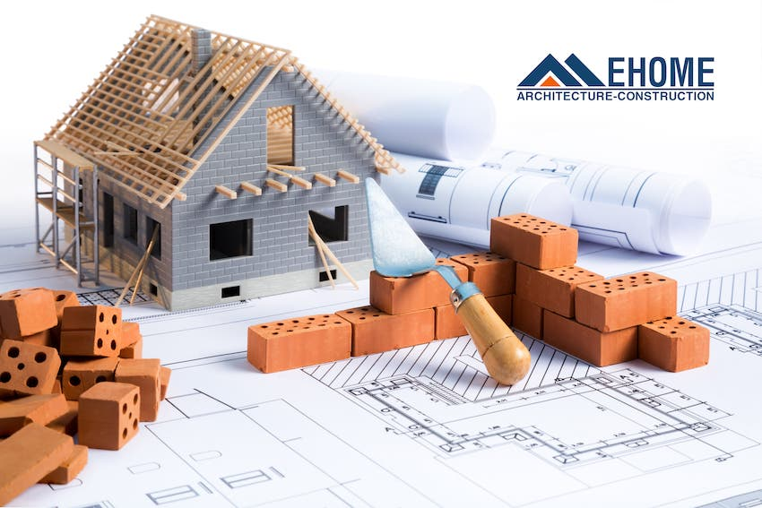 Thủ tục xây nhà - Các bước cơ bản