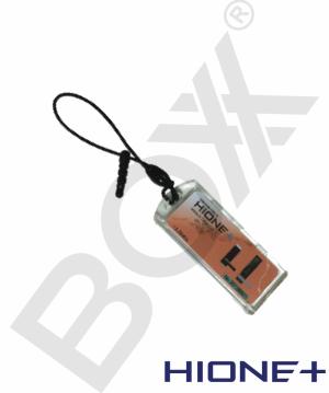 Thẻ từ Mifare 13.56Mhz, có logo của hãng.