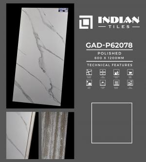 Gạch Ấn Độ 600x1200 GAD-P62078