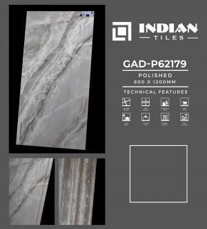 Gạch Ấn Độ 600x1200 GAD-P62179