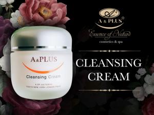 Sữa rửa mặt ngọc trai - CLEANSING CREAM (120ml)