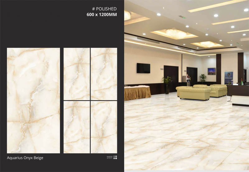 Aquarius Onyx Beige