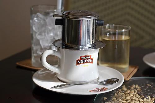 Để có một ly cà phê ngon bắt đầu một ngày mới
