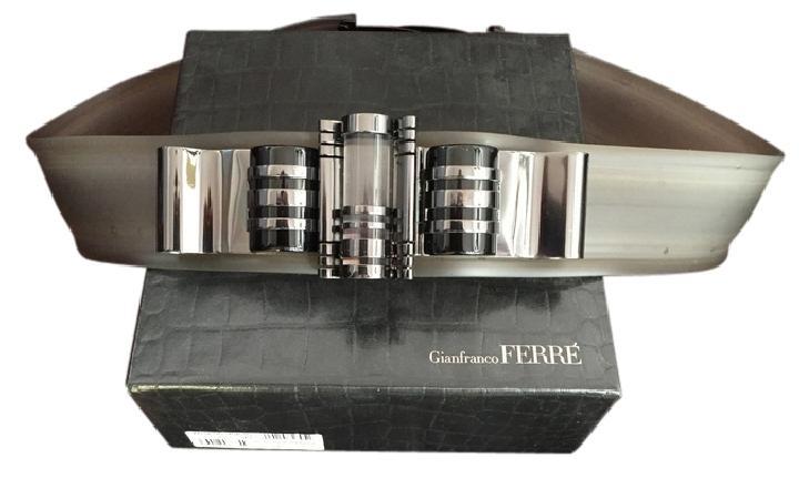 Gianfranco Ferre – người sáng chế ra những chiếc thắt lưng nam độc đáo